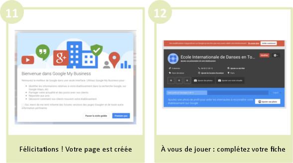 Comment référencer ses activités dans Google Map
