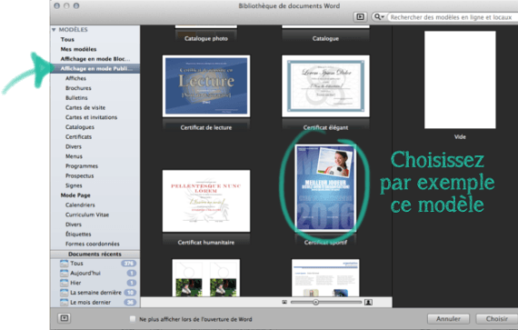 Comment Creer Un Flyer En 10 Minutes Avec Word