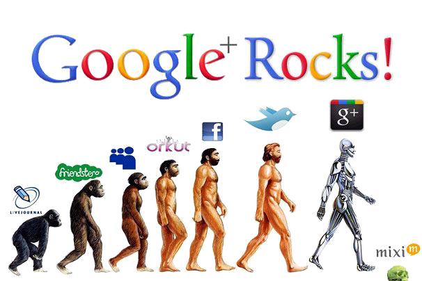 Google+ rend meilleur