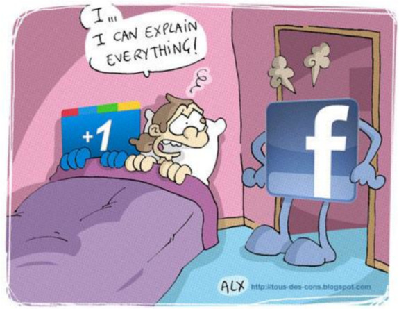 Google+ vs Facebook