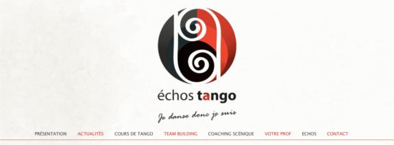 Echos tango